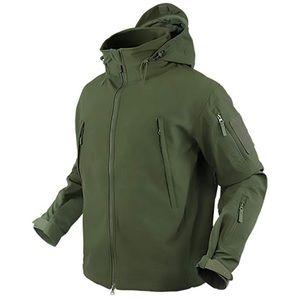Olive Drab Condor Softshell Tactical Jacket XL